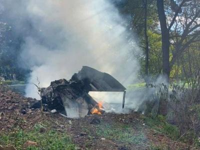 Srušio se vojni avion u Srbiji nedaleko od granice s BiH