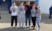 """Takmičari KBV """"Jedinstvo"""" Brčko Cvijetin Vujanović i Marko Bajunović ostvarili pobjede"""