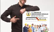 """Brčko: """"Hartmann & Mayer"""" raspisao javni konkurs za srednje i osnovno obrazovanje odraslih"""