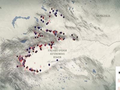 Guardian: Kina izgradila 400 kampova za pritvor muslimana
