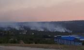 Veliki požar iznad Mostara ugašen nakon 17 sati borbe s vatrom