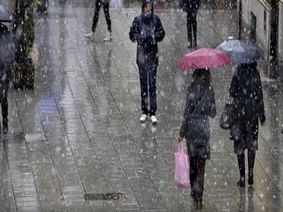 U dijelovima BiH past će i do 80 litara kiše po kvadratnom metru, moguć i snijeg!