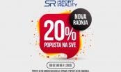 Nova Sport Reality prodavnica čeka vas u TC Fis u Brčkom, Od 2. do 8.11. iskoristite 20% popusta