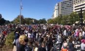 Hiljade žena širom SAD-a marširalo protiv Donalda Trumpa