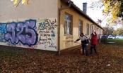 Realizovana akcija uklanjanja grafita sa javnih institucija u Brčkom