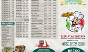 """San Marco Sweet Brčko"" vrši dostavu svaki dan od 08:00h do 18:00h"