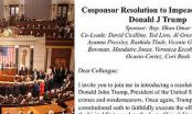 Demokrate zvanično krenule u rušenje Trumpa, optužen zbog pobune na Capitol Hillu