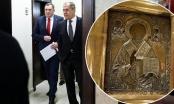 Advokat iz Hrvatske: Ukradena ikona koju je Dodik dao Lavrovu putovala od nacista preko NDH do BiH