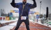 Jedini srebrenički maratonac na utrkama promovira zavičaj