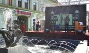 "Gradonačelnik svečano pustio u rad ""Fontanu mladosti"" u centru grada u Brčkom"