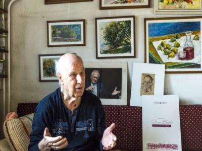Umro akademski slikar iz Brčkog Mevludin Ekmečić – Lutka