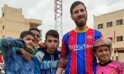 Islam Battah, Messijev dvojnik