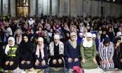 Uprkos napadima Palestinci sinoć obilježili Lejletu-l-Kadr u džamiji Al-Aqsa