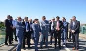 Sastanak Butković – Mitrović: Dogovorena rekonstrukcija postojećeg i izgradnja novog mosta u Brčkom