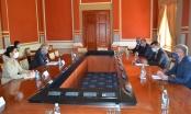 Predstavnici izvršne i zakonodavne vlasti Distrikta sa šefom Delegacije EU u BiH