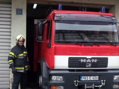 Ove godine zabilježen manji broj intervencija Vatrogasne službe u Brčkom