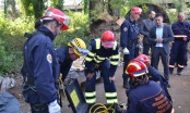 Na području Distrikta u toku vježba osposobljavanja za traganje i spašavanje u ruševinama