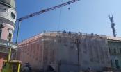 Brčko: Završetak rekonstrukcije zgrade u pješačkoj zoni do kraja godine