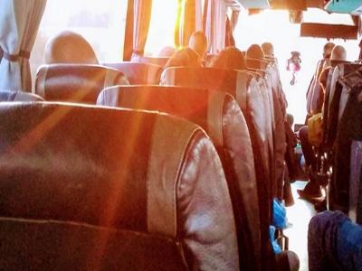 Teški dani za prijevoznike: U autobusima za Njemačku i po troje putnika
