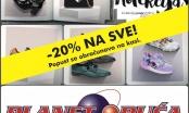 """PLANET OBUĆA BRČKO""""  -AKCIJA -20% POPUSTA NA SVE OD 04.12.2020. GODINE"""