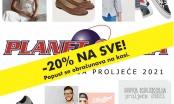 """""""Planet obuća Brčko"""": Popusti od 20% na sve!"""