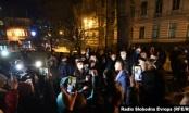 Ugostitelji se okupili ispred zgrade Vlade KS: Ne želimo lockdown, nabavite vakcine!