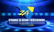 Stranka za Bosnu i Hercegovinu: 25 godina konzistentnog djelovanja