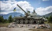 Ukrali gusjenice tenka sa spomen obilježja kod Trnova