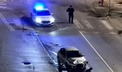 Tuzla: Automobilom oborio semafor u blizini MUP-a TK